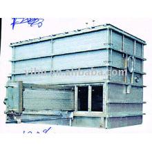 Inner Heating Fluid Bed Secador utilizado em ácido húmico