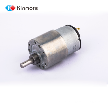 2014 heißer verkauf micro km-37b520 dc rc hubschrauber motor ritzel