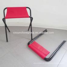 Metal de alta calidad plegable silla/plegable silla para la venta de la pesca