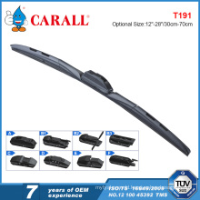 Hybrid Wiper Blade with 8 Adapters