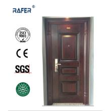 Nuevo diseño y puerta de acero de alta calidad (RA-S015)
