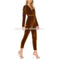 2018 nuevas mujeres de moda monos de satén formal jumpsuits 2018 nuevas mujeres de moda monos de satén monos formales