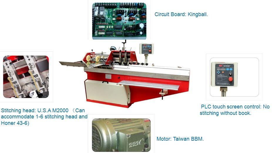 auto stitching machine