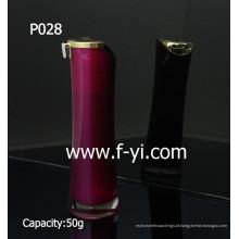 50g de moda acrílica acrílica cosméticos Jar