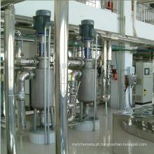 China nova tecnologia de fracionamento de óleo de palma, fracionamento de óleo de semente de algodão, fracionamento de óleo de gordura animal