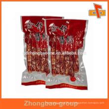 Guangzhou benutzerdefinierte Nylon Tasche / Lebensmittel Verpackung Nylon Tasche / transparente Nylon Tasche / Vakuum Tasche Nylon Tasche Lebensmittel Tasche
