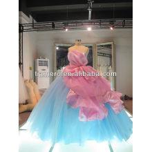 Robe de mariée en soirée Robe de bal New Fashion Prom Dresses 2016