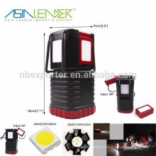 Asia Leader Products 24SMD + 30LED + 1W 650Lumen Connexion extérieure Multifonction Camping Lantern