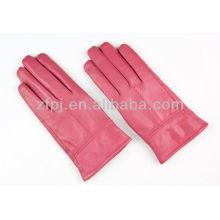 2013 mega gloves for girls in leather gloves
