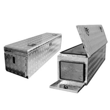 Ящик для инструментов утес алюминия грузовик