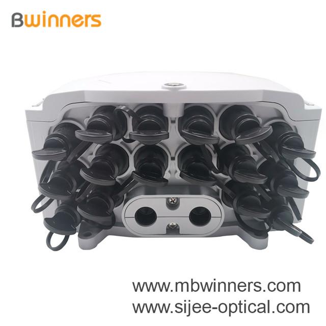 16 Core Fiber Nap Box