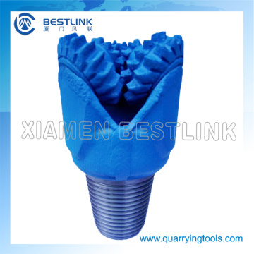 Steel Tooth Tungsten Carbide TCI Tricon Bit