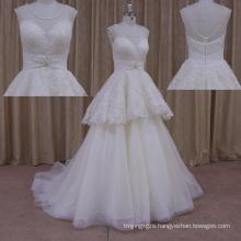Sweetheart Strapless Necklinewedding Dress 2016
