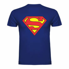 La mayoría de los hombres populares impresión llana T Shirts