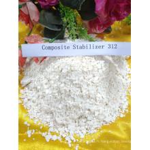 Stabilisateur complexe de plomb de stabilisateur de PVC