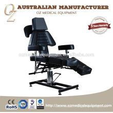 Lit de chaise orthopédique de lit de réadaptation de lit de réadaptation de Jiangmen OZ MEdical Equipment pour la cosmétologie