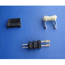 Plastic Molding Part with Metal Insert (SM013030305)