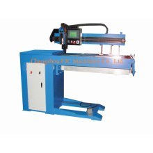 500mm Effective Length Small Type MIG CNC Automatic Straight Seam Welding Machine