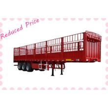 Reduzierter Preis Gute Qualität Truck Semi Trailer Stake Typ