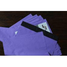 Sac postal personnalisé de transporteur LDPE Poly