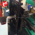 Rolo de aço ajustável do quadro de porta que forma a máquina