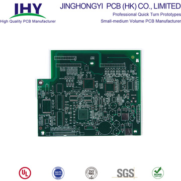 FR4 High Tg 170 4-lagiges Eintauchen in Gold PCB Quick Turn PCB Board Manufacturing