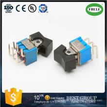 Ein-Aus-Ein-Wippschalter, Kfz-Schalter, Mini-Schalter, Mini-Schalter, Kippschalter