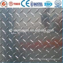 Melhor preço 1100 Folha de alumínio para antiderrapante