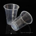 Tasse en plastique transparent jetable écologique de 15 oz avec PP