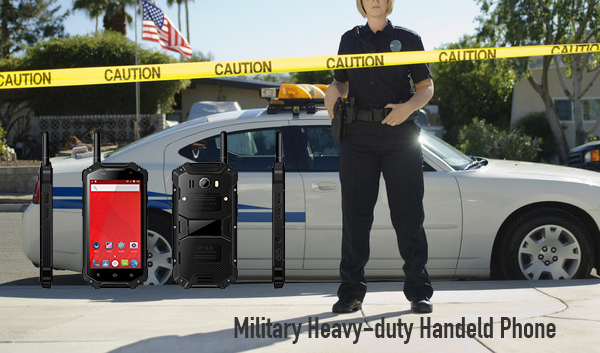 Military Heavy-duty Handeld Phone