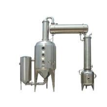 Torre de recuperación de alcohol metanol