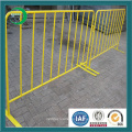 Hot Dipped Galvanized Used Temporary Fence with PVC Coated