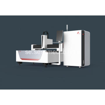 Advertising Fiber Laser Cutting Machine for Alloy