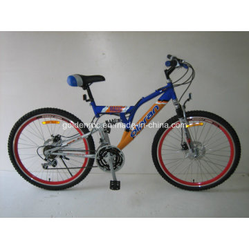 "26 ""Stahlrahmen Mountainbike (2608)"