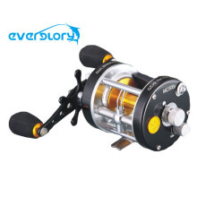 Carbon Fiber Washer Powerful Drag Baitcasting Reel, Chrolling Reel