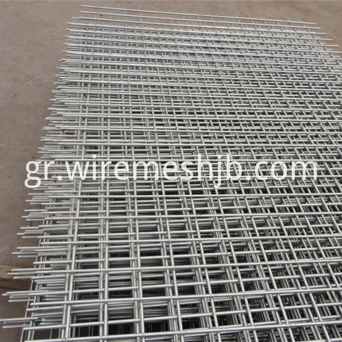 Welded Wire Mesh Sheet