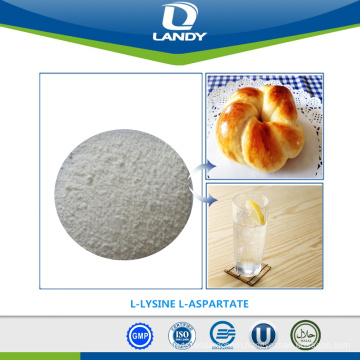 FOOD GRADE PURE SUPPLEMENT L-LYSINE L-ASPARTATE