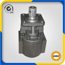 Pompe à engrenage en fonte, pompe hydraulique pour machine lourde