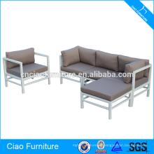 Мебель Для Гостиной Белый Алюминиевый Угловой Каркас Дивана