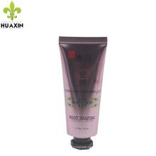 tubo de embalagem de plástico de alumínio para cosméticos BB cream