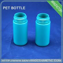 Vente en gros de produits cosmétiques Bouteille de toilette pour soins personnels Bouteille en plastique