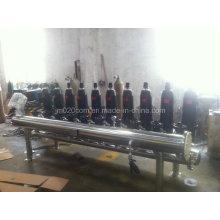 Filtro de água Ss automático para água de irrigação / subterrânea