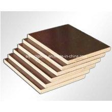 Пленкофанерованный строительный материал (мебельная фанера)