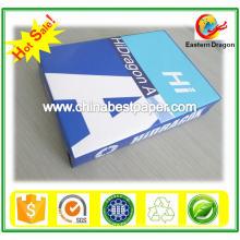 106% Kopierpapier mit hohem Weißgrad