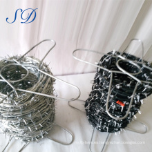 Especificación de filamentos 3 de la cerca del alambre de púas