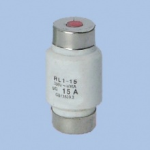 RL1-15Series Screw-Type Fuse With Indicator