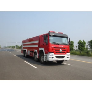 Howo 8x4 new water fire trucks for sale