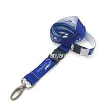 Full Color Dye Sub Lanyards with Logo Printed