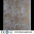 Novo design Hotstamp 30 centímetros 8mm painel PVC Teto de PVC