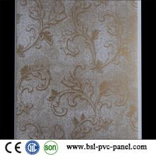 Nouveau design Hotstamp 30cm 8mm PVC Panel PVC Plafond
